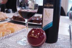 Tätä (keittiö)elämää: Hardy's viinit + kriketti = mahtava kesäilta!