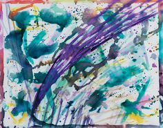 """Our featured art of the week is """"Untitled"""" by William Felt at Arden Courts of Ft Myers (FL)."""