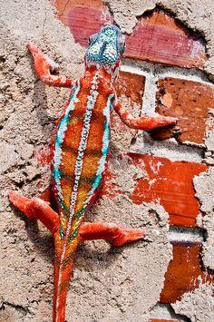 Gary Brookshaw by Maylom                            I love the colors here.