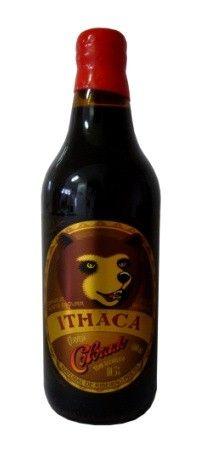 Cerveja Colorado Ithaca, estilo Russian Imperial Stout, produzida por Cervejaria Colorado, Brasil. 10.5% ABV de álcool.