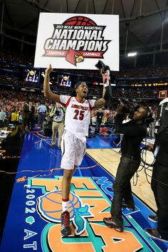 The 21 Happiest Photos Of Louisville Winning The National Championship