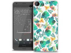 Coque Crystal Gel HTC Desire 530/630 Extra Fine Spring - Tropical - 7,90 €
