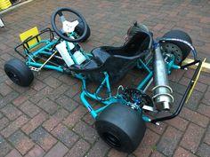 Go Kart Frame Plans, Go Kart Plans, Build A Go Kart, Diy Go Kart, Go Kart Engines, Race Engines, Karting, Drift Kart, Go Kart Designs