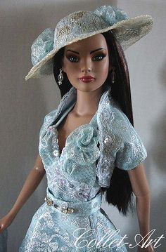 """2013 Tonner 22"""" American Model OOAK Fashion Outfit """"Midsummer Dreams"""" Collet-Art by collet-art, via Flickr"""