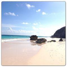 Bermuda. Elbow beach. <3