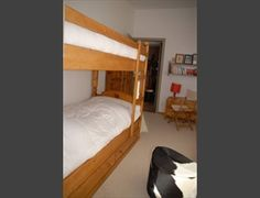 Thalia 066 Appartement, 3 pièces, max. 4 personnes, 75 m2 2 chambres, 2 salles de bain, 2 Toilettes Thalia, Location, Bunk Beds, Furniture, Home Decor, Bedrooms, Toilets, Real Estate, Bath