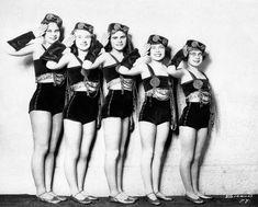 Vintage burlesque & vaudeville photos