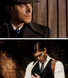 1940s Dean is one of my favoritesalthough I love pretty much every version of him so that's not really saying much...