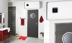 Découvrez le modèle de Chauffe-eau électrique Velis - Résistance blindée de la marque Ariston dans votre magasin Espace Aubade !