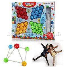 Varied-Puzzle-Game-Children-Circle-Educational-Activity-Toy-Building-Bead-Frame