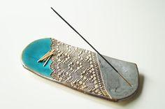 Incense Stick Holder Ceramic Incense Tray  Incense by bemika