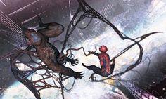 Spider-Man Vs. Venom | Rock-He Kim