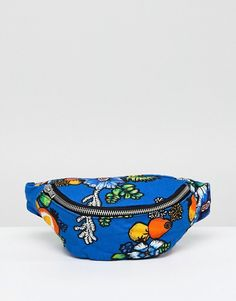 Browse online for the newest ASOS Made In Kenya x Fanny Pack In Blue Tropical Print styles. Shop easier with ASOS' multiple payments and return options (Ts&Cs apply). Bum Bag, Of Brand, Fashion Prints, Kenya, Fanny Pack, Tropical, Asos Men, How To Make, Blue
