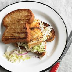 Grilling fish is easy -- just follow our pointers and you're sure to get great results. For a meal that's ready in minutes, serve the fish in a simple, summery sandwich.