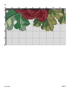 127579-179db-43493111-m750x740-ub36f7 (541x700, 91Kb) Cross Stitch Sea, Cute Cross Stitch, Cross Stitch Flowers, Cross Stitch Charts, Cross Stitch Patterns, Cutwork, Rug Making, Cross Stitching, Needlepoint
