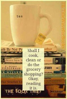 I Love Books, Books To Read, My Books, Reading Quotes, Book Quotes, Book Memes, Quotes Quotes, Book Nooks, Humor