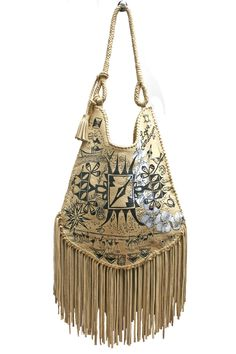 The Fringe Bag | Simone Camille