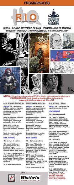 Um seminal evento de quadrinhos no Rio de Janeiro