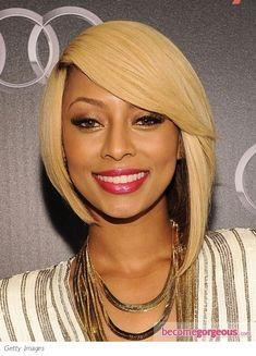 short bob hairstyles black women www.sishair.com