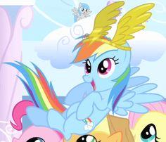 RainbowDash from My Little Pony: Friendship is Magic