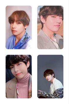 Bts Photo, Foto Bts, Taehyung, Bts Playlist, Googie, Aesthetic Stickers, Polaroids, Bts Jin, Photo Cards