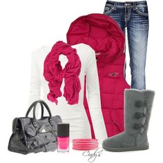 """Brrr......"" by cindycook10 on Polyvore"