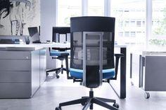 Ergonomiczne fotele biurowe XENON NET