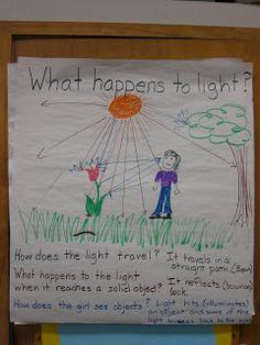 Science: Light - Teacher Talk