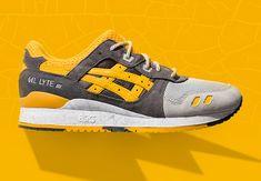 "Asics Gel Lyte III ""High Voltage"" Pack - SneakerNews.com"