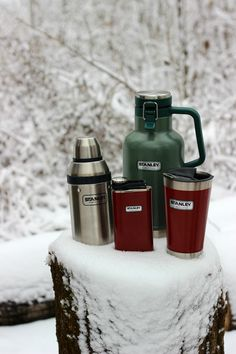 Stanley Gift Products Set -- perfect for the hard to show for adventurers on your list!