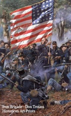 The Civil War Trust interview with historian Tim Smith on the history, importance, and post-war changes to the First Day sections of the Gettysburg battlefield. American Revolutionary War, American Civil War, American History, American Freedom, British History, Native American, Military Art, Military History, Gettysburg Battlefield