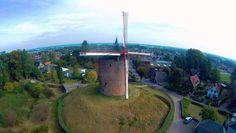 Grafelijke Korenmolen Zeddam More at http://www.drones4life.nl
