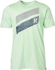 NWT Hurley Men/'s Icon Slash Long Sleeve Shirt Tee Size XL