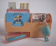 https://flic.kr/p/6J1skt   Bobby & Kate stationery set   Vintage 1981 Bobby & Kate stationery set by Ribbon Co. Japan.