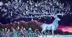 "363 Likes, 39 Comments - Audrey Mog (@audreymog) on Instagram: ""#coloriage #mythomorphia #watercolor #neocolor2 #polychromos #arte_e_colorir #artecomoterapia…"""
