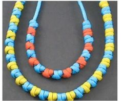 How to Tie Paracord Prayer Beads by TIAT