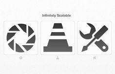 Medialoot - Free Mini Vector App Icons