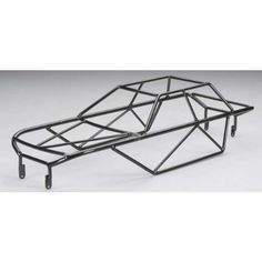 """Integy Steel Roll Cage: TMX 3.3 INTT4064 by Integy. $30.46. This is the optional Team Integy Steel Roll Cage for the Traxxas T-Maxx 3.3.FEATURES: Constructed of welded steel Black in colorINCLUDES: Team Integy Steel Roll Cage for the T-Maxx 3.3REQUIRES: Fastening to chassisSPECS: Length: 17"""" (431.8mm) Width: 7.75"""" (196.85mm) Height: 4.75"""" (120.65mm)IntegyPart INTT4064"""