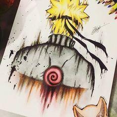 Anime Naruto, Naruto Fan Art, Naruto Shippuden Sasuke, Itachi, Boruto, Kakashi Drawing, Naruto Drawings, Arte Copic, Naruto Painting