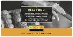 Mici Italian spaghetti coupon direct mailer graphic design by Watermark! #watermark #watermarkadvertising #directmail #directmailmarketing #directmaildesign #mailerdesign #graphicdesign #design #marketingdesign #restaurantmarketing #marketingmaterials #marketing #advertising