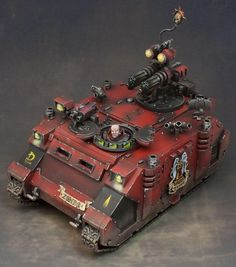Eggroll's Blood Angels - Imperial Knight done! - Pg 52 - Page 23 - Forum…