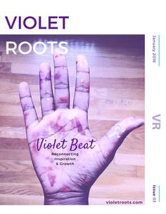 "Violet Beat Issue 03 is a ""Letter from the Editor"" series! Each month get a sneak peak at what's to come & gain access to exclusive content for subscribers!"