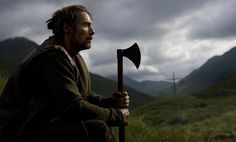 Valhalla Rising. One of the most amazing and terrifying movies I've ever seen.