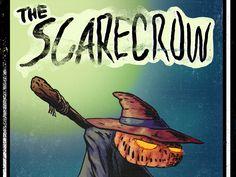 the ScareCrow by the Ben Corlett Comic Books, Comics, Art, Art Background, Kunst, Cartoons, Cartoons, Performing Arts, Comic
