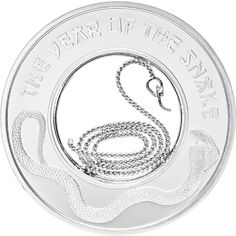 Käärme-mitalikolikko Zodiac Symbols, Chinese Zodiac, Silver Coins, Filigree, Snake, Personalized Items, Jewelry, Eggs, Silver Quarters