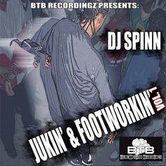 """""""Down Low"""" by DJ Spinn was added to my film playlist on Spotify"""