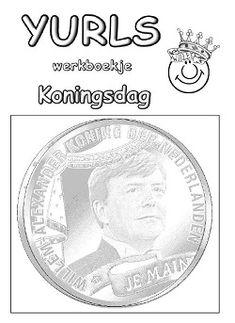 Werkboekje koningsdag 4-8