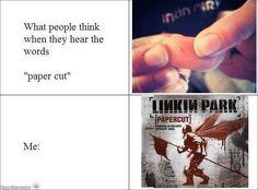 True - Linkin Park
