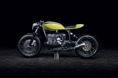 Introducing the 'DA#6' BMW R100 by Diamond Atelier.