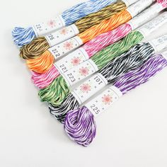 Mingles Sublime Stitching Embroidery Floss Pack